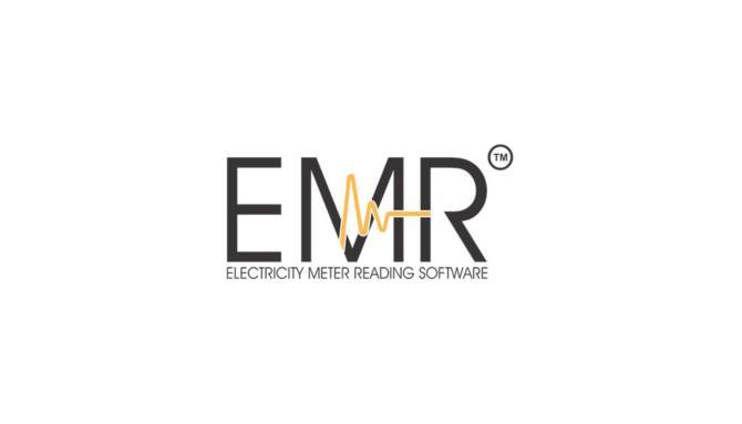 Image_Electrical Meter Reading Software EMR